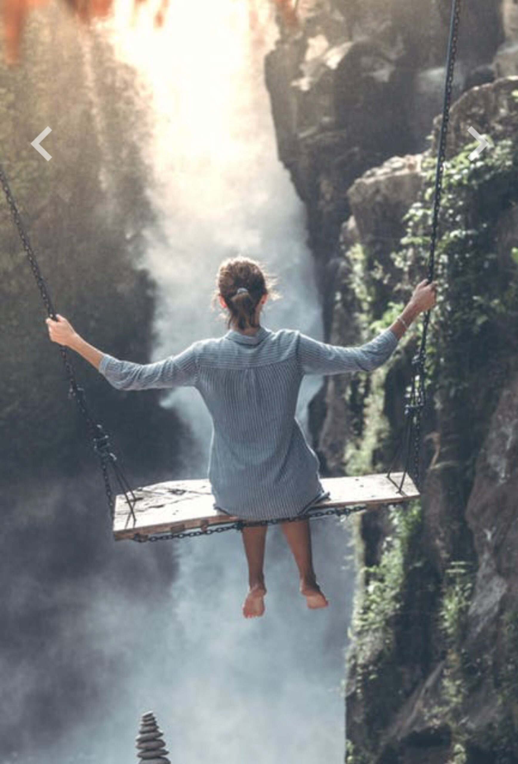 Secrets of the Law of Attraction:         The Flying Leap of Faith  Wk #12MKE