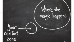 Help , I'm Stuck in the Comfort Zone: What Do I Do Now?                            Master Key Experience Week 21